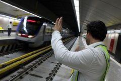 واکنش مردم از جمعآوری دستفروشان مترو