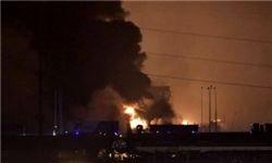 انفجار مهیب در شمال بغداد