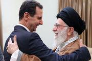 واشنگتنپست: سفر اسد به تهران، امیدها به دوری سوریه از ایران را تضعیف کرد