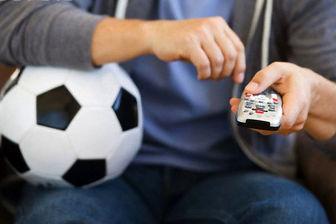برنامه پخش مستقیم رقابتهای فوتبال