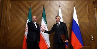 تاثیرات بلند مدت سفر قالیباف بر روابط دوجانبه تهران-مسکو