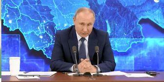 واکنش پوتین به اتهامات آمریکا درباره حملات سایبری