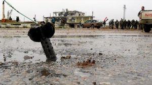 حمله توپخانه ای رژیم صهیونیستی به مواضع نیروهای سوری در استان قنیطره +نقشه