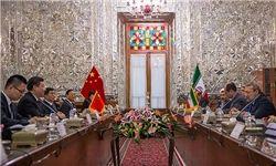 لاریجانی:مجلس ایران از توسعه روابط با چین حمایت میکند