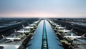 شلوغترین فرودگاه دنیا + عکس
