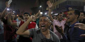 بازداشت بیش از 650 معترض در مصر