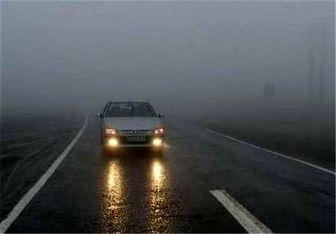 بارش باران در 4 استان کشور