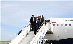پس از سفری دو روزه ظریف به تهران بازگشت