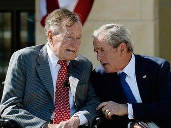 بن سلمان به دیدار بوش پدر و پسر می رود