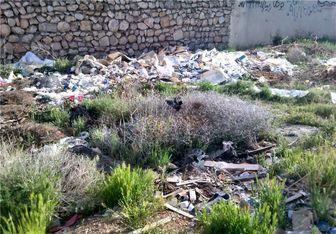 پایتخت طبیعت ایران غرق در زباله