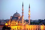 معروف ترین مساجد استانبول در تور استانبول