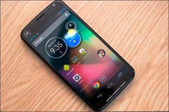 اولین تلفن هوشمند موتورولا - گوگل + عکس