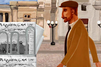 «تماشاچی» ایرانی، از روس ها جایزه گرفت