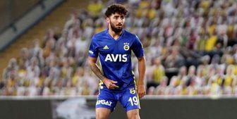 صیادمنش در ترکیب زوریا در لیگ فوتبال اوکراین