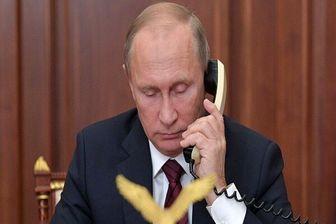 تماس تلفنی رئیس جمهور چین با همتای روس خود