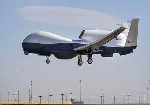 نیروهای یمنی هواپیمای جاسوسی مزدوران سعودی را منهدم کردند