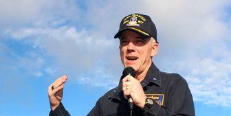فرمانده ارشد آمریکایی برای گفتوگو درباره ایران به ریاض سفر کرد