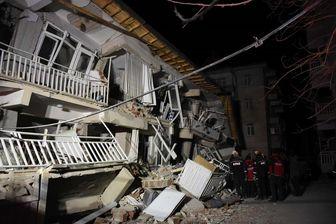 زلزله دوباره ترکیه را لرزاند