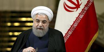 روحانی: هیچ توطئه داخلی و خارجی نمیتواند عزم دولت را بشکند