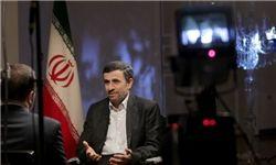 سوال و جواب سانسورشده گفتوگوی احمدینژاد + فیلم