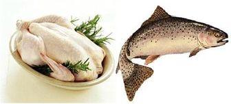 آخرین جزییات نرخ مرغ و ماهی در بازار