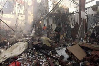 یورش جنگنده های سعودی به صعده