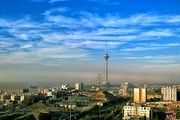 افزایش دمای هوای پایتخت در ایام نوروز