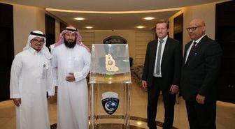 بازدید فیفا از باشگاه الهلال عربستان