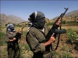 استقرار اعضای گروهک پژاک در خاک آذربایجان
