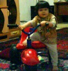 ناپدید شدن دختر ۴ ساله در شهر اندیشه