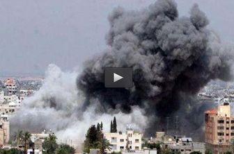نقض آتش بس در یمن توسط عربستان / فیلم