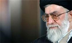 مراسم سوگواری مولای متقیان امام علی(ع) در حضور رهبر انقلاب