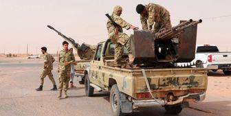 کشته شدن شمار زیادی از عناصر وابسته به ترکیه در لیبی