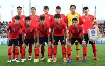تساوی کره جنوبی و عراق در انتخابی جام جهانی