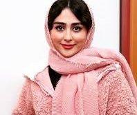 عکس دیده نشده خانم بازیگر در لباس رزم