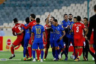 خبر خوش به پرسپولیسیها درباره دربی جام حذفی