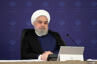 روحانی: ایران زیر بار قلدری آمریکا نرفته و نمی رود
