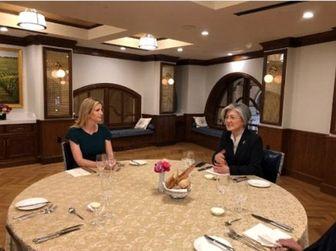 وزیر خارجه کرهجنوبی با ایوانکا دیدار کرد