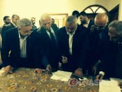 مفاد توافق نامه فتح و حماس