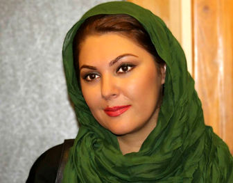 تیپ «لاله اسکندری» در مراسم تشییع پیکر مجید اوجی/ عکس