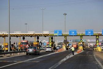 ترافیک پشت عوارضی آزادراهها برطرف میشود