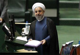 رویترز: روحانی پنجمین بودجه انقباضی خود را به مجلس برد