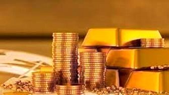 قیمت طلا و سکه در ۱۴ مهر/ نرخ طلا اندکی کاهش یافت