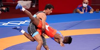 محمدعلی گرایی به فینال المپیک 2020 توکیو نرسید+جزئیات