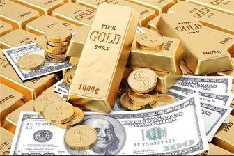 افزایش قیمت طلا در بازار/  قیمت سکه و ارز 13 اسفند 96