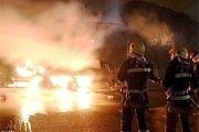 آتش سوزی در یک پالایشگاه آمریکا