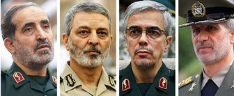وعده ۴ فرمانده برای گوشمالی سخت به تروریستها