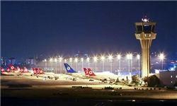 فرودگاه آتاتورک استانبول تعطیل شد