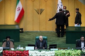 انتخاب رئیس و هیات رئیسه مجلس یازدهم/گزارش تصویری