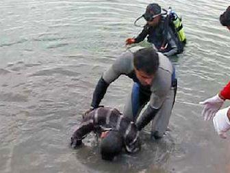 جسد فرد غرق شده در «چم سو» از آب بیرون کشیده شد